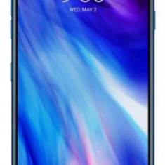 Telefon Mobil LG G7 ThinQ, Procesor Octa-Core 2.8GHz/1.7GHz, IPS LCD Capacitive touchscreen 6.1inch, 4GB RAM, 64GB Flash, Dual 16MP, Wi-Fi, 4G, Single