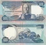 1972 (24 XI), 500 Escudos (P-102) - Angola