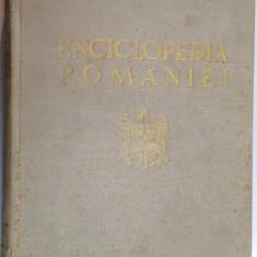 ENCICLOPEDIA ROMANIEI , ECONOMIA NATIONALA , CADRE SI PRODUCTIE , VOL. III , 1941, CONTINE PORTRETUL REGELUI MIHAI