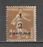 Franta.1937 Semanatoarea-supr. SF.13, Nestampilat