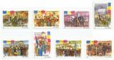 România, LP 1242/1990, Revoluţia Populară din România, serie cu eroare, MNH, Nestampilat