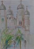 Desen pastel, Religie, Realism, MINILAND