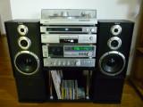 Linie  audio  sony  argintie   redusa  la   2200 lei