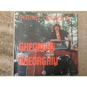 Gheorghe Gheorghiu pentru dragoste DISC VINYL MUZICA POP FOLK SLAGARE USOARA lp