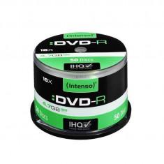 Mediu optic Intenso DVD-R 4.7 GB 16x 50 bucati