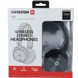 Casti Wireless Bluetooth Huawei Samsung iPhone LG Asus Nokia Negre
