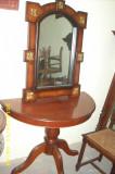 Consola si oglinda art nouveau, Baroc