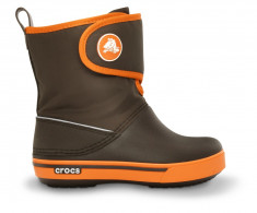 Cizme Copii casual Crocs Crocband II.5 Gust Boot foto