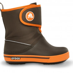 Cumpara ieftin Cizme Copii casual Crocs Crocband II.5 Gust Boot