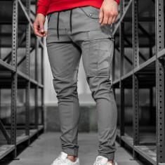 Pantaloni training cargo bărbați grafit Bolf 1005