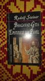 Bhagavad-gita si epistolele lui pavel141pagini- rudolf steiner