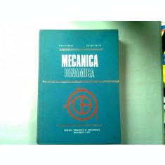 Mecanica. Dinamica - Marin Radoi