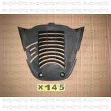 Carena plastic caroserie protectie radiator fata Aprilia Scarabeo 500cc 2003 - 2006 pe carburator