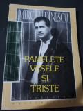 Pamflete vesele și triste cu autograf Mircea Dinescu