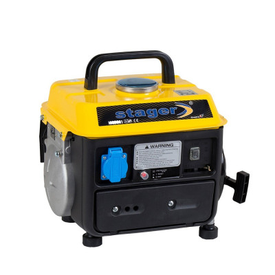 Generator curent portabil Stager GG 950DC – 720W foto