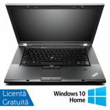 Laptop Lenovo ThinkPad W530, Intel Core i7-3740QM 2.70GHz, 8GB DDR3, 240GB SSD, nVIDIA Quadro K1000M, DVD-RW, 15.6 Inch Full HD, Fara Webcam + Windows