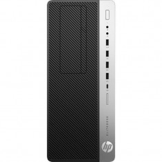 Sistem desktop HP EliteDesk 800 G4 Tower Intel Core i5-8500 8GB DDR4 256GB SSD VGA Windows 10 Pro