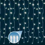 Ghirlanda decorativa luminoasa, 84 LED, 60 cm, interior