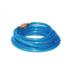 Furtun aer comprimat din PVC cu insertie textila 5 m Guede GUDE41402 6 mm