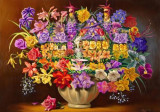 Puzzle Bluebird - House Plants 1.000 piese (70096)
