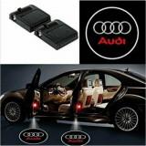 Cumpara ieftin Set 2 Lampi Proiectoare Led Logo Universale Audi