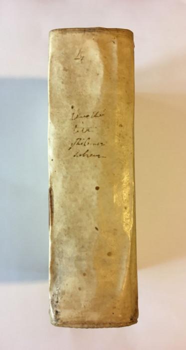 Epistolele lui PAVEL - Vechiul Testament (BIBLIA Sacy, Paris - 1708)