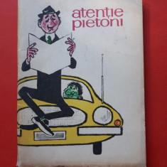 ATENTIE PIETONI × Desene de MATTY