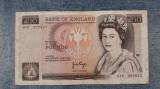 10 Pounds Marea Britanie ND ( 1975 - 1980 ) Page / Anglia