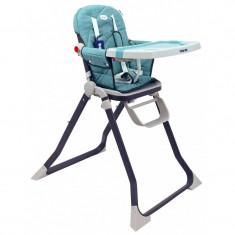 Scaun de masa pentru copii Baby Mix Smart Green