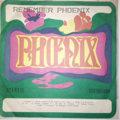 DISC VINIL REMEMBER PHOENIX