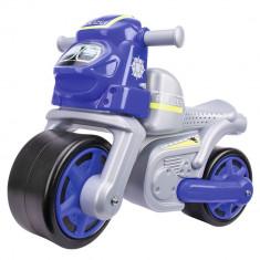 Motocicleta copii fara pedale Big Polizei