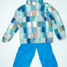 Costum de ski—iarna, impermeabil, TCM → fete   9—10  ani   134—140  cm, Copii