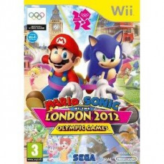 Mario & Sonic at the London 2012 Olympic Games Wii