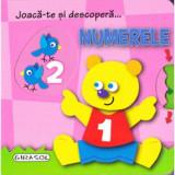 Carte pentru copii Numerele Girasol, 4 - 6 ani