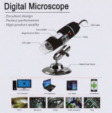 Microscop video digital 1600X USB & OTG USB micro telefon tableta Android +CADOU
