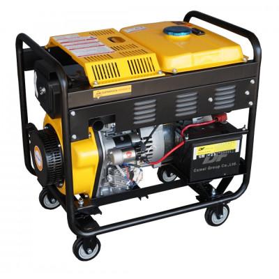 Generator pentru sudura Diesel Stager YDE6500EW foto