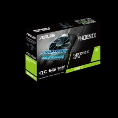 Placa video asus nvidia ph-gtx1660ti-o6g gtx tx1660ti pci express 3.0 6gb gddr6 192-bit 2x hdmi
