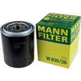 Filtru Ulei Mann Filter W930/26, Universal