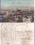 Bistrita - Nasaud -Piata- leporello, carnet ,rara