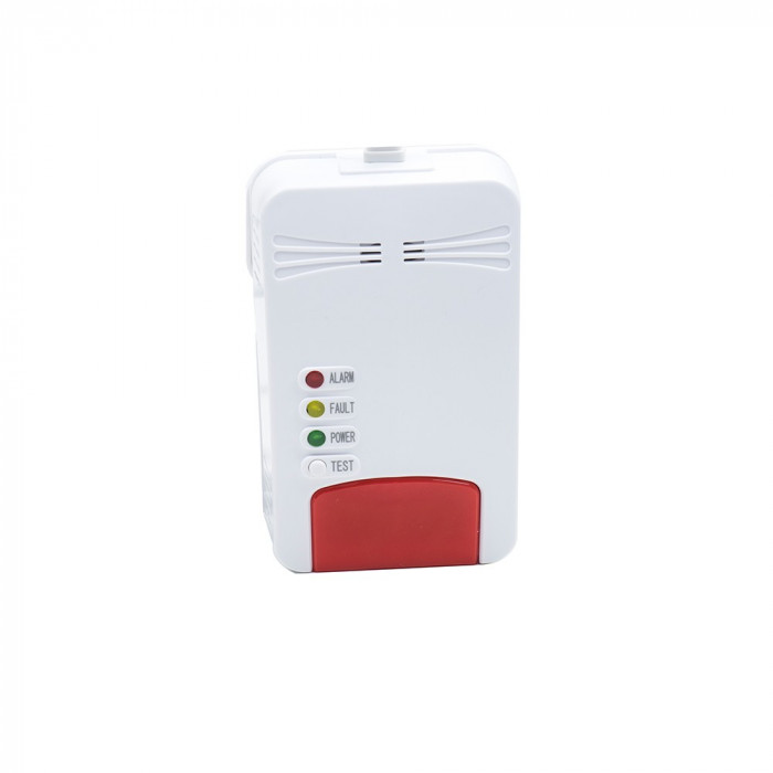 Resigilat : Senzor de gaz wireless PNI GD13, avertizare sonora, controlabil prin I