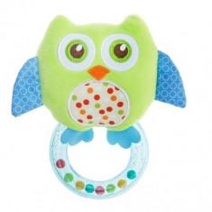 Jucarie din Plus Zornaitoare Owl