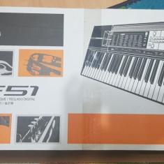 Orgă Yamaha PSR-F51