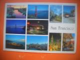 HOPCT 64136  SAN FRANCISCO /CALIFORNIA -SUA  - STAMPILOGRAFIE-CIRCULATA