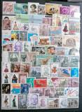 B0086 - lot timbre neuzate Spania