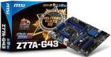 Placa de baza MSI Z77A-G43 soket lga 1155, Garantie 6 luni