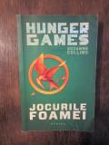 HUNGER GAMES Jocurile foamei - Suzanne Collins