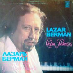Lazar Berman - Piano. F. Chopin (Vinil)