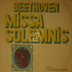 Beethoven - Missa Solemnis (Vinil)