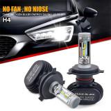Becuri LED CSP - H4 - 8000 Lumeni 9-32V