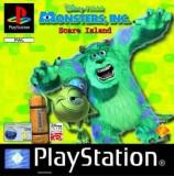 Joc PS1 Disney - Pixar's - Monsters Inc. - Scare Island - AF